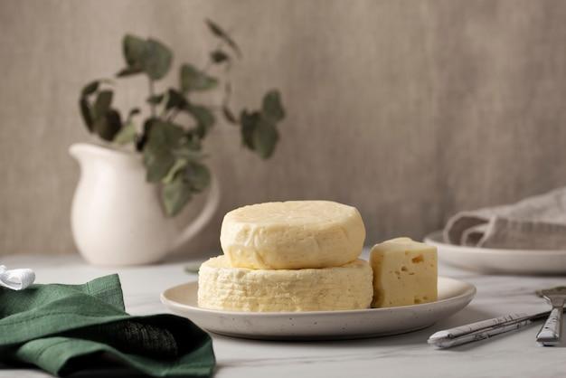 Savoureuse composition de fromage paneer