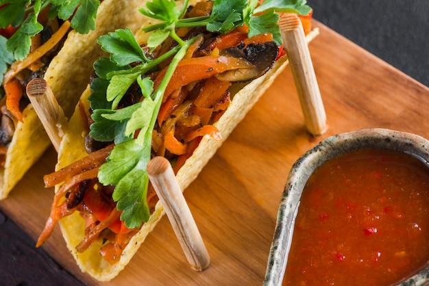 Savoureuse cuisine mexicaine