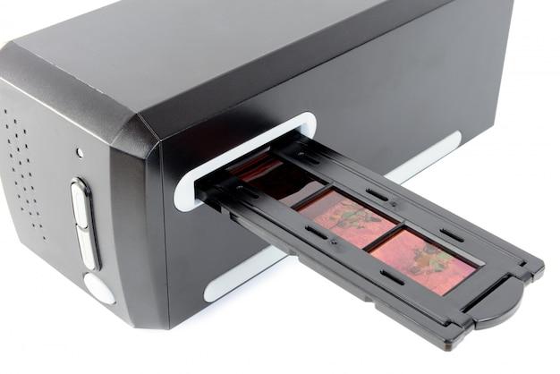 Scanner pour diapositives et films