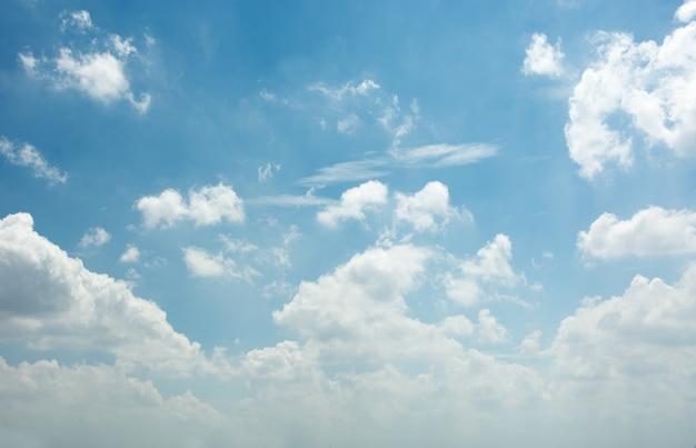 Scène de l'ozone stratosphérique vue de la liberté