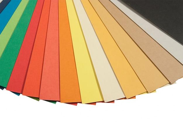 Schéma de couleurs pantone