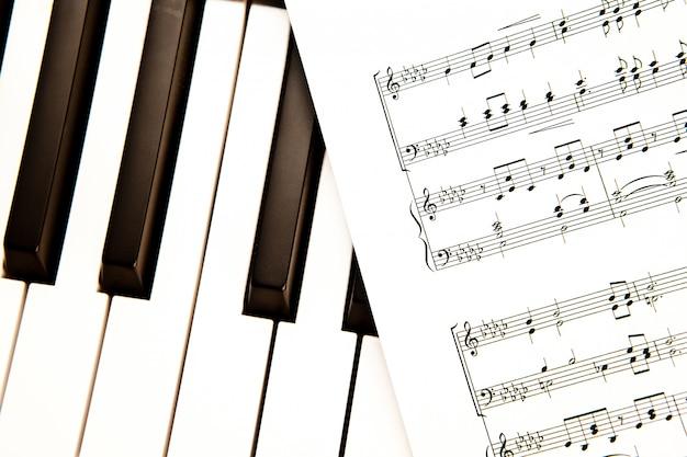 Score de musique
