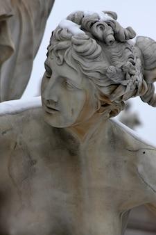 Sculpture à vienne, autriche