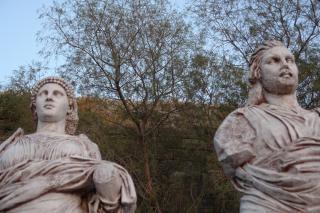 Sculptures, de la pierre