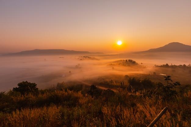 Se détendre, regarder le lever du soleil