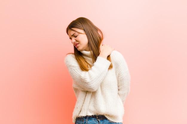 Se sentir fatigué, stressé, anxieux, frustré et déprimé, souffrant de douleurs au dos ou au cou