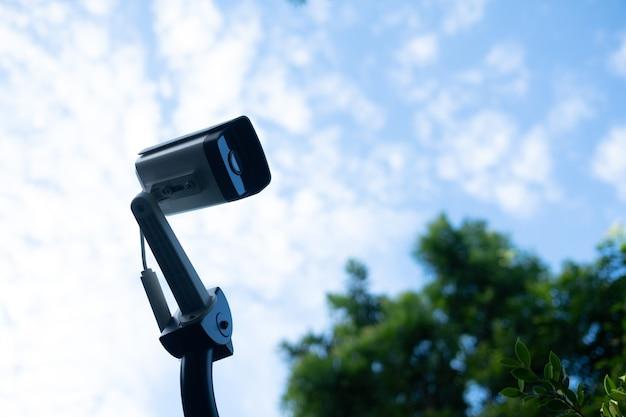 Sécurité par caméra, vidéosurveillance, sécurité d'abord