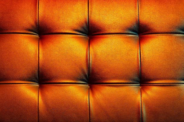 Sellerie et texture en cuir véritable