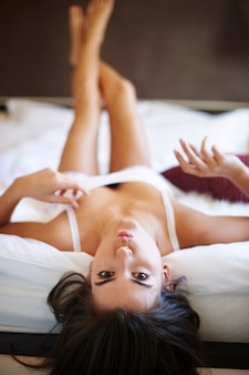 Sentez-vous à l'aise et libre dans votre lit
