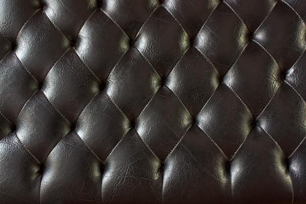 Sépia de sellerie en cuir véritable
