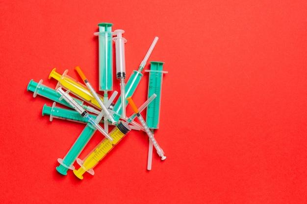 Seringues et seringues à insuline