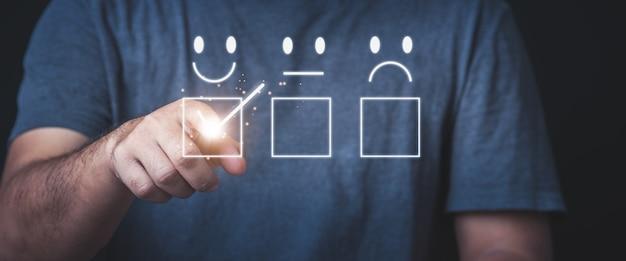 Service client et concept de satisfaction