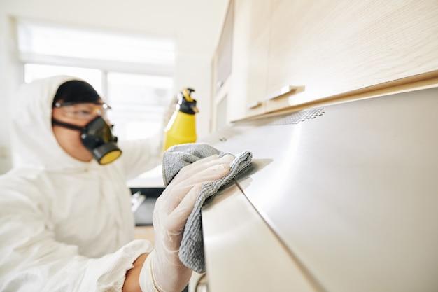 Service de nettoyage de meubles