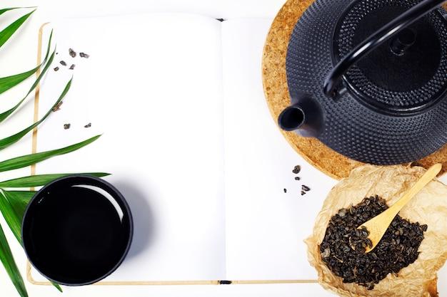 Service à thé asiatique