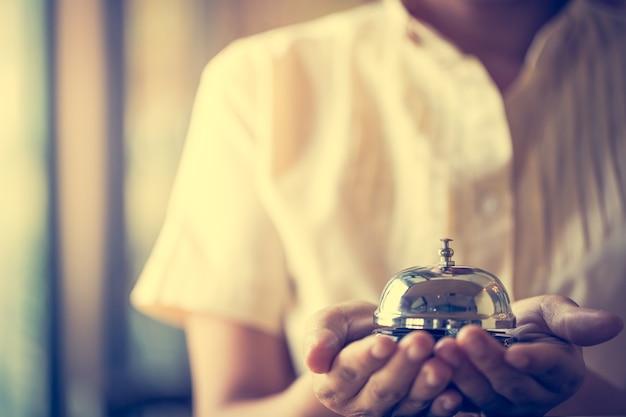 Service vintage bell