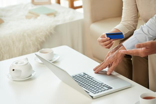 Services bancaires en ligne
