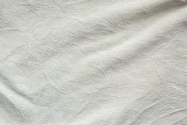 Serviette tissu texture surface gros plan fond