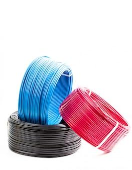 Set câble électrique de couleur