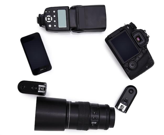 Set pour la photographie numérique