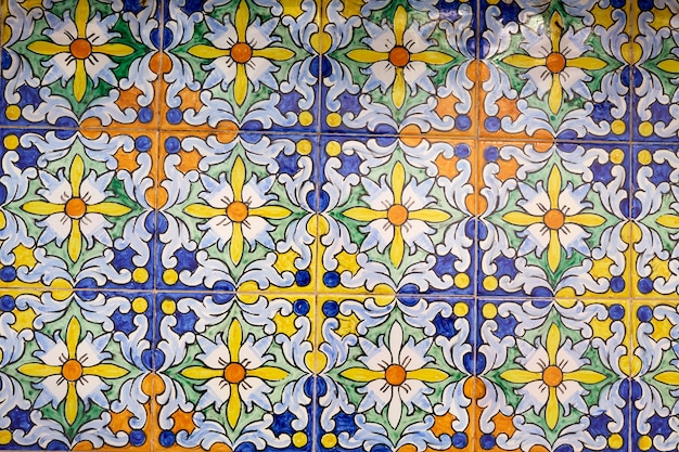 Sevilla plaza de españa andalousie espagne