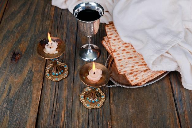 Shabbat shalom - rituel traditionnel du sabbat juif