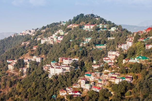 Shimla en inde