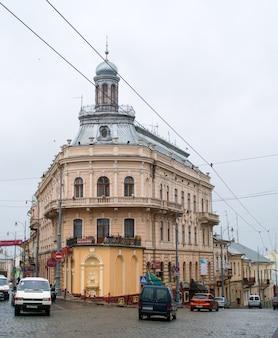 Le ship-house (ãƒâ¢das shiffãƒâ¢) à tchernivtsi, ukraine