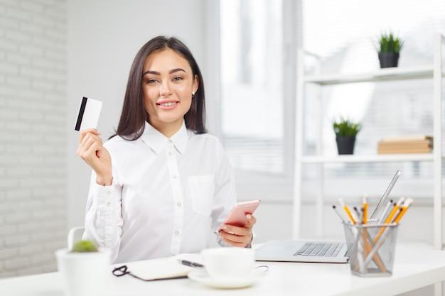 Shopping et paiement en ligne