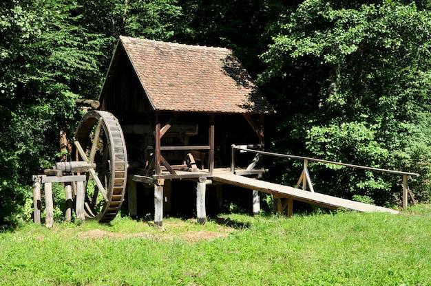Sibiu ethno musée moulin à eau