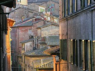 Sienne, en toscane, italie