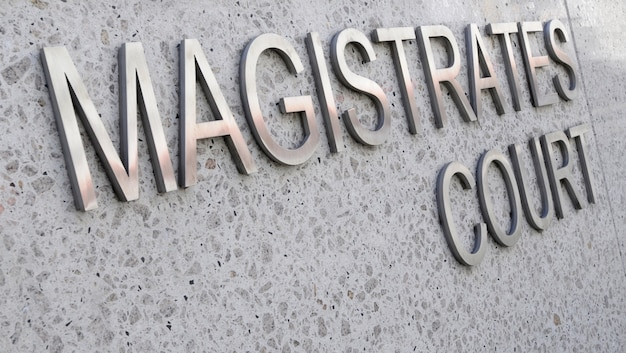 Signe magistrates court