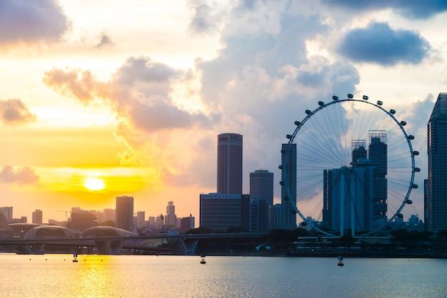 Singapour dépliant