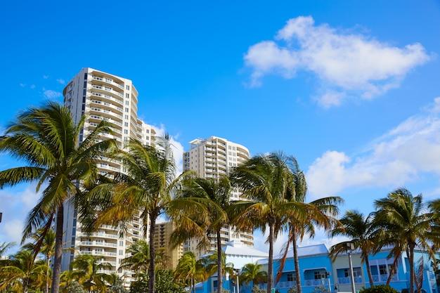 Singer island beach à palm beach en floride, aux états-unis