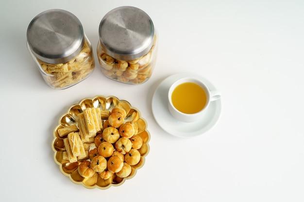 Snack pour rompre le jeûne