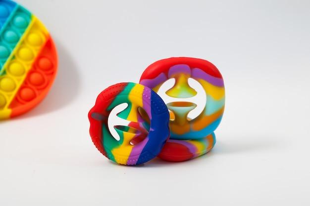 Snapperz toys extenseurs drôles avec ventouses jouets éducatifs pour enfants et simulateurs de main