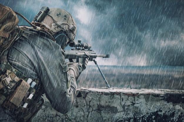 Sniper de l'armée américaine