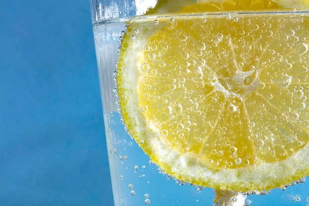 Soda au citron