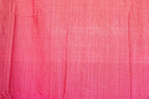 Soie tissée à la main colorée asiatique