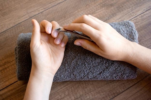Soins des mains soins des mains
