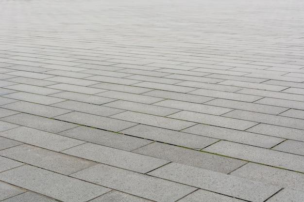 Sol en béton