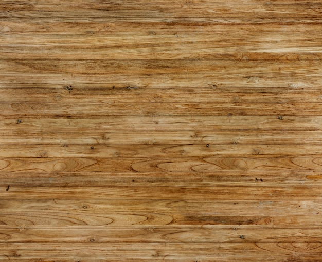 Sol en bois