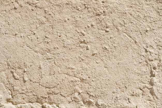 Sol chaud calcaire texture
