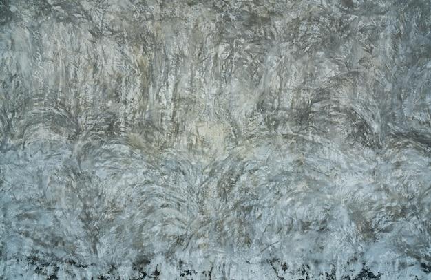 Sol en ciment avec un motif de texture unique