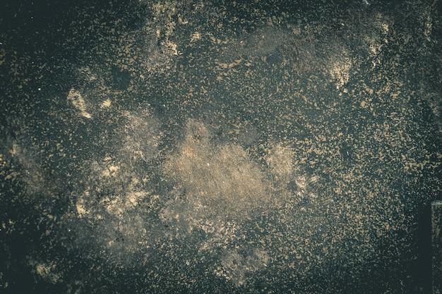 Sol en ciment rustique foncé avec texture rayée
