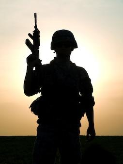 Soldat des états-unis