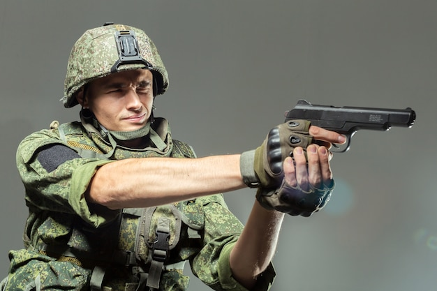 Soldat russe