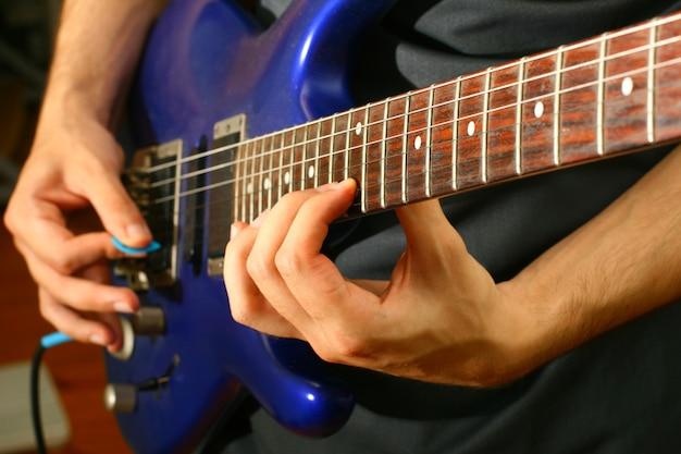 Solo de guitare