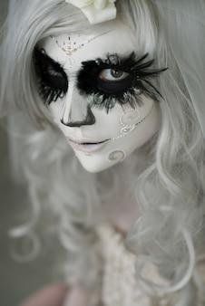 Sorcière d'halloween