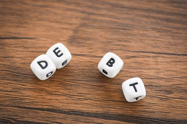 Sortir de la notion de dette