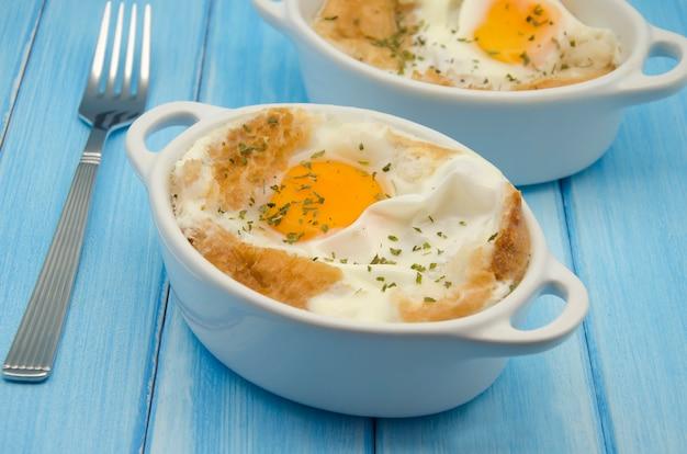 Soupe aux œufs